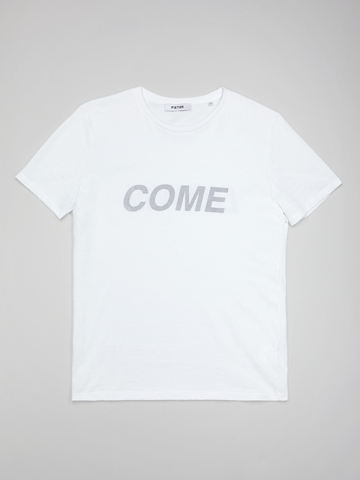 Cotton COME DOWN T-Shirt