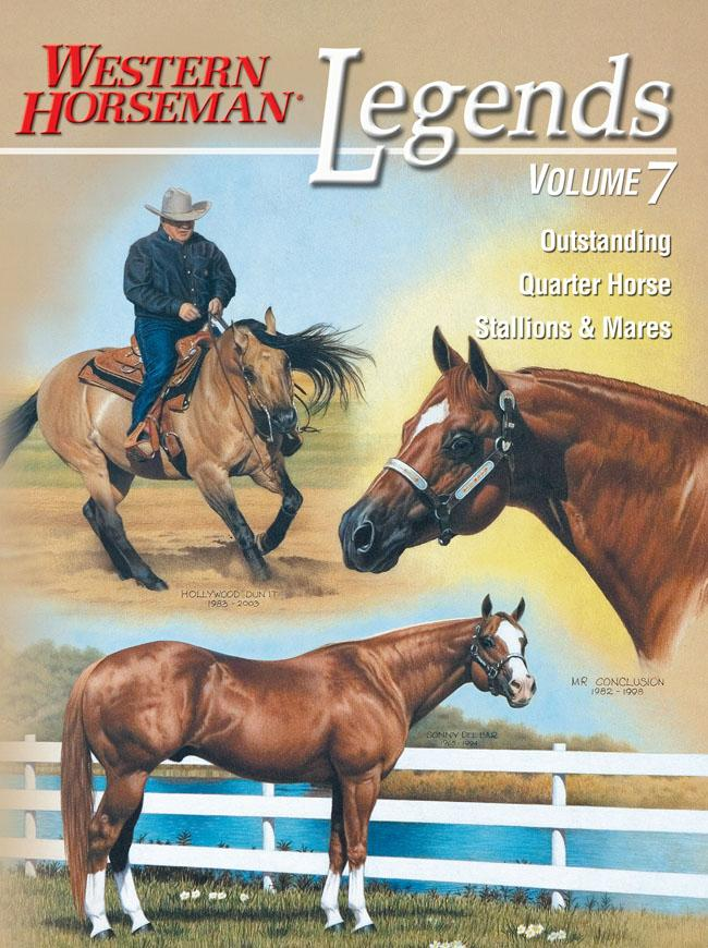 LEGENDS 7 WESTERN HORSEMAN