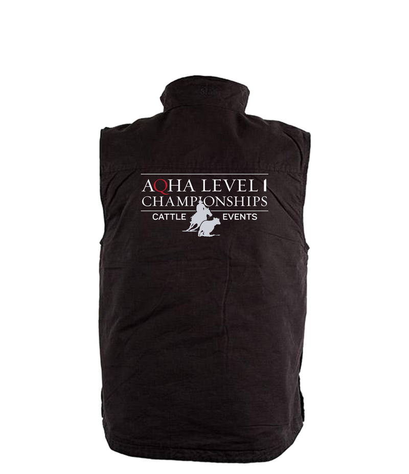 2019 Level 1 Cattle Sundance Vest Commemorative