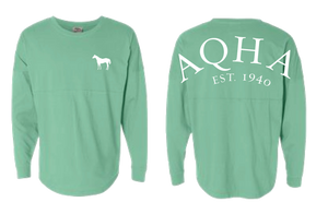 AQHA Game Day Jersey Mint