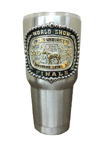 AQHYA Youth World Show Top 10 Buckle Mug 30 oz (R)