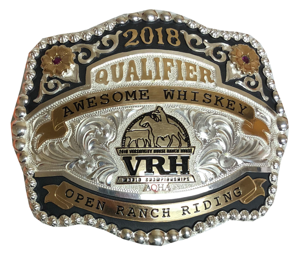 VRH Qualifier Buckle