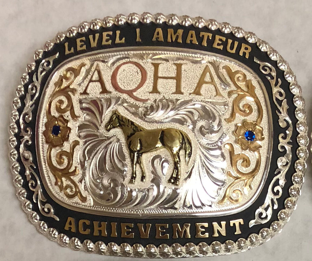 Level 1 Achievement Buckle