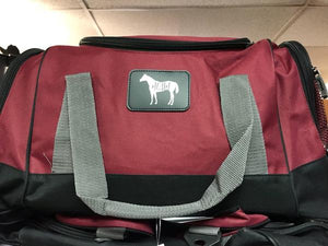 "AQHA Horse  22 "" Travel Duffel Bag"