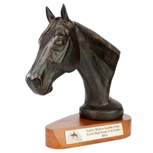 Load image into Gallery viewer, Horse Head Statue Series - Quarter Horse