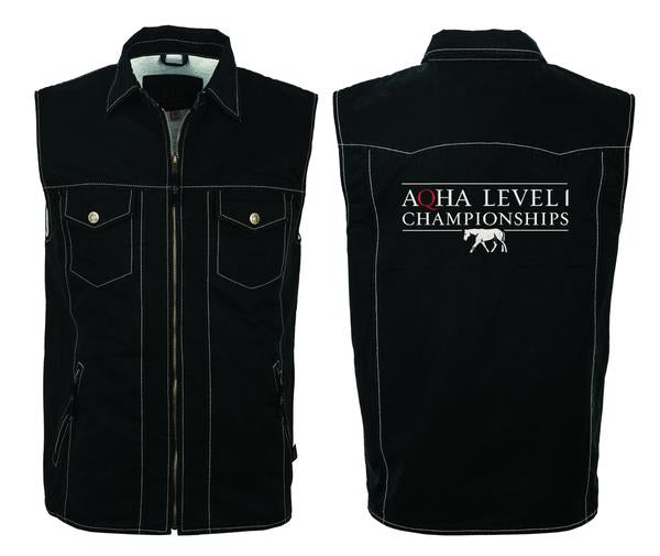 2019 Level 1 Black Arena Commemorative Vest