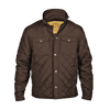 Men's Chocolate Cassidy Quilted Jacket