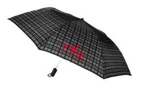 AQHA Black Umbrella