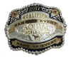 Qualifier AQHA Youth World Show Buckle