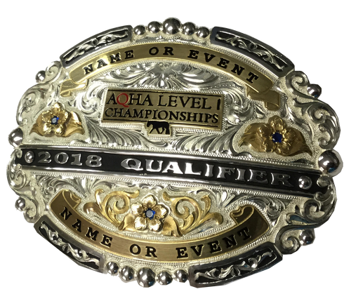 Level 1 Championships Qualifier Buckle