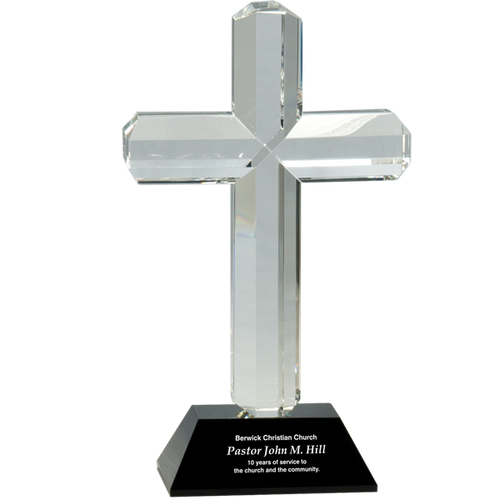 Crystal Cross Award