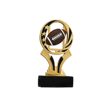 Load image into Gallery viewer, MidNite Star Resin Sports Trophies