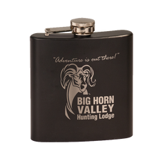 Load image into Gallery viewer, 6 oz. Flasks