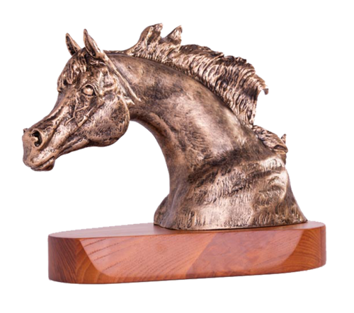Horse Head Statue Series - Arabian Horse