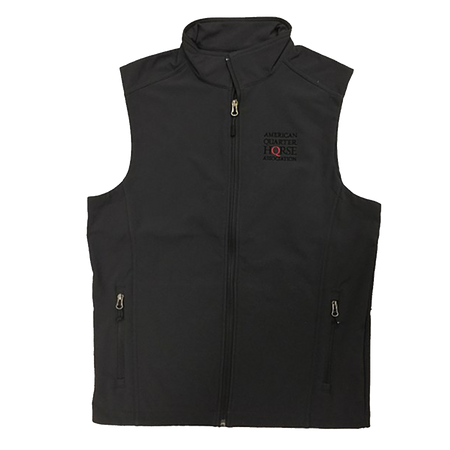 Black/Red Hybrid Soft Shell Jacket