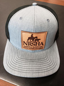 2019 NRSHA Leather Patch Cap