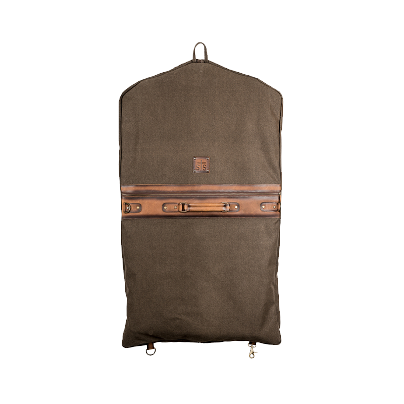 Pro Horseman Canvas Garment Bag