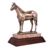 ARC 2 Metal Horse with Granite Trophy Series