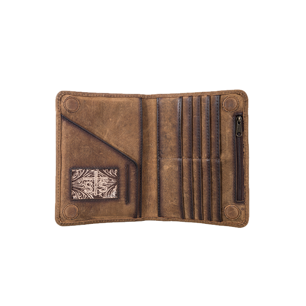 Magnetic Wallet (Brown)
