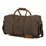 Foreman Dark Canvas Travel Bag