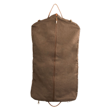 Load image into Gallery viewer, Foreman Canvas Garment Bag