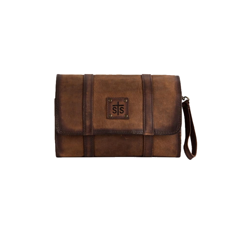 Canvas Hanging Dopp Kit