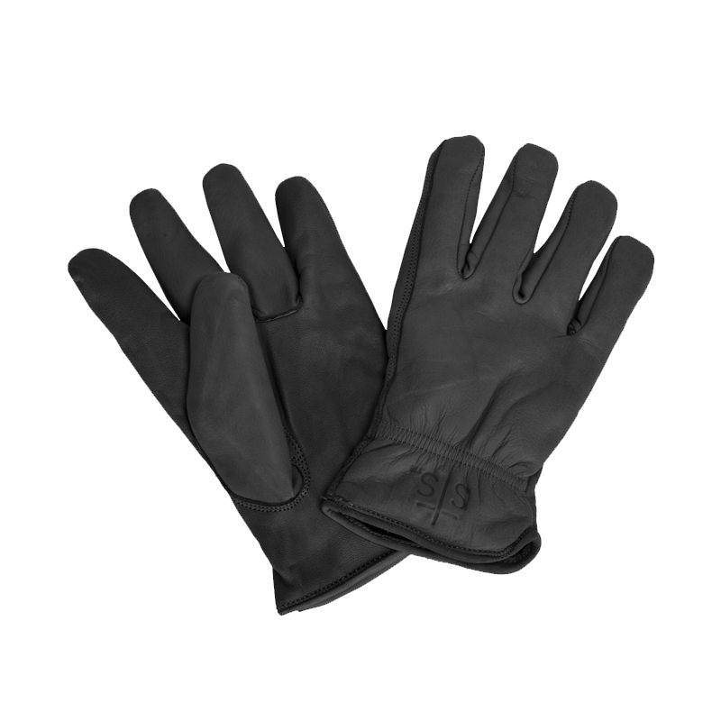 Black Waterproof Glove Unlined