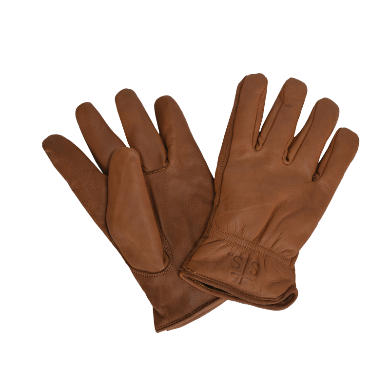 Brown Waterproof Glove Unlined