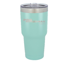 Load image into Gallery viewer, Pro Horseman 30 oz Vacuum Insulated Tumbler with Lid