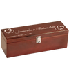 Single Rosewood Piano Finish Box w/ Tools