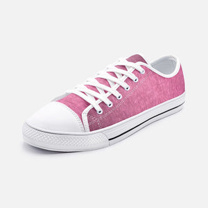 Canvas Low Top