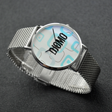 QUARTZ WATCH WATERPROOF  UP TO 30 METERS