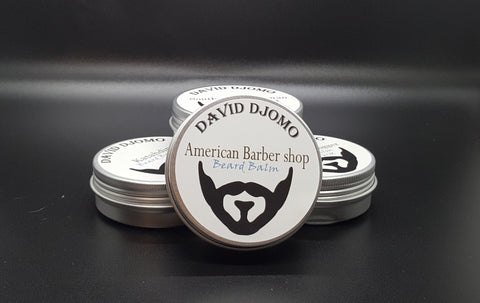 American Barber Shop Beard Balm