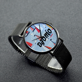 Quartz Watch Waterproof Waterproof to 30 meters