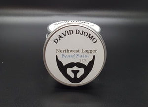 North West Logger Beard Balm