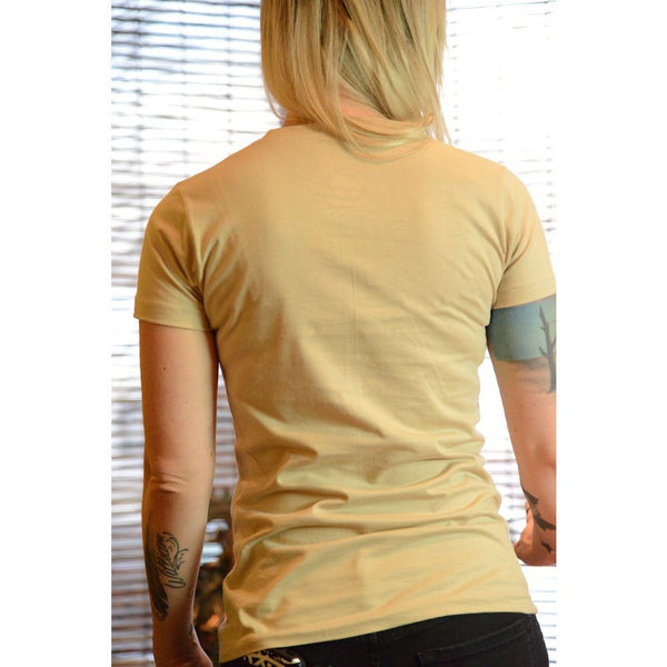 When it rains, it prospers - Women's Organic Cotton T-shirt - Teeminder