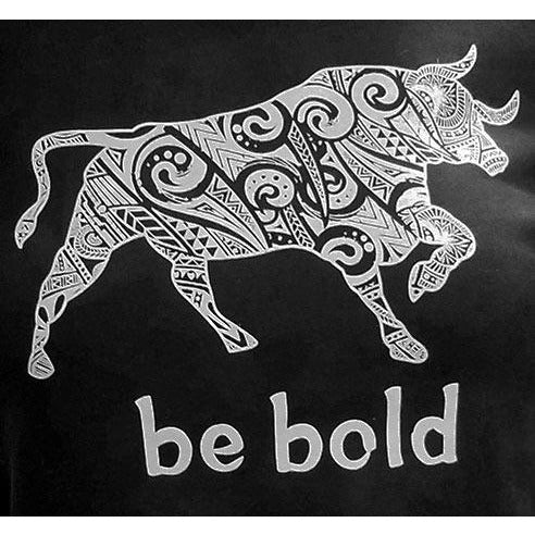Be Bold - Organic Cotton Unisex Sweatshirt - Teeminder