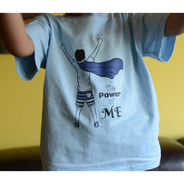 Power Of Me  - Toddler Organic Cotton T-shirt