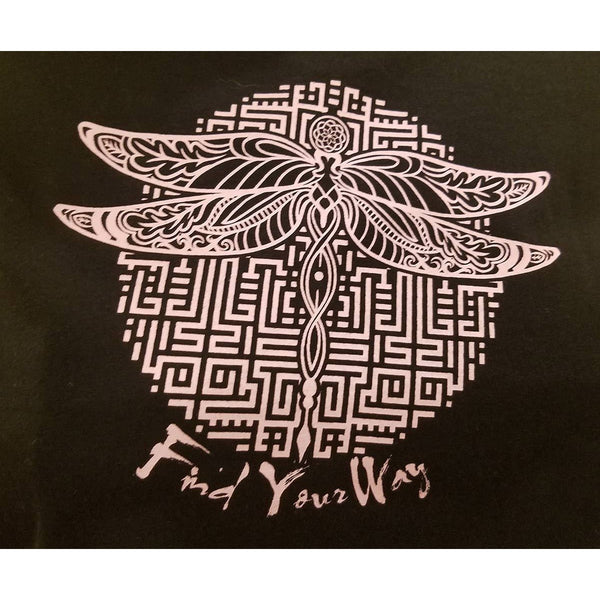 Find Your Way - Limited Edition Women's Organic cotton Unisize - Teeminder