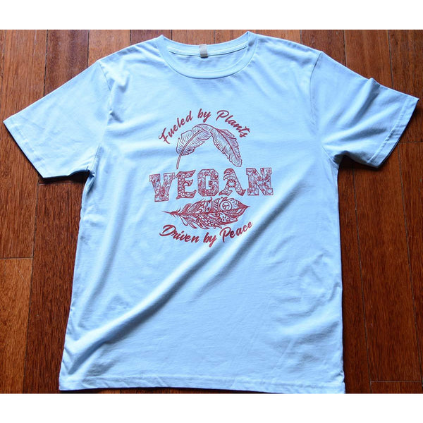 Vegan - Men's / Unisex Organic Cotton T-shirt