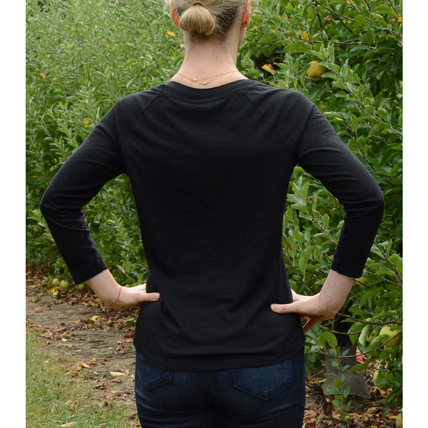 Trust the Unknown - Women's Organic Cotton Full Sleeves T-shirt - Teeminder
