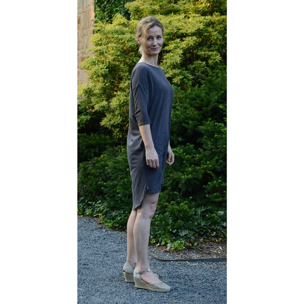 Rooted in Gratitude - Exclusive Women's Tunic Dress - Teeminder