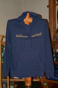 Lightweight Sweatshirt featuring Williams and Hall Outfitters logo