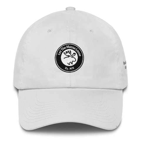 Cotton Cap - Williams and Hall Outfitters Edition. Paddle On. Be Free.