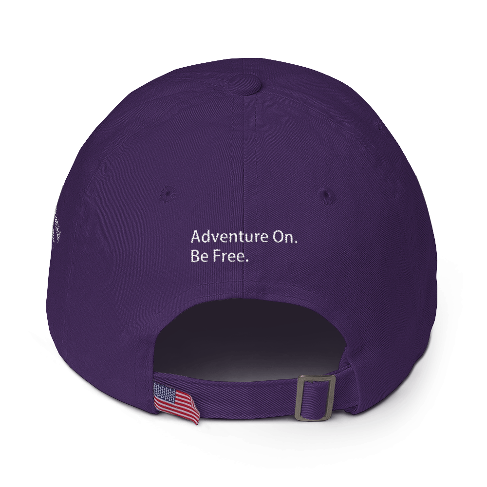 Cotton Cap - Williams and Hall Outfitters Edition - Adventure On. Be Free.