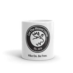 Hike On. Be Free. Mug. Made in the USA