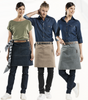 Chaud Devant Apron Forene Blue Denim 85399