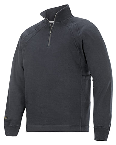 Snickers 2813  Zip Sweatshirt met MultiPockets