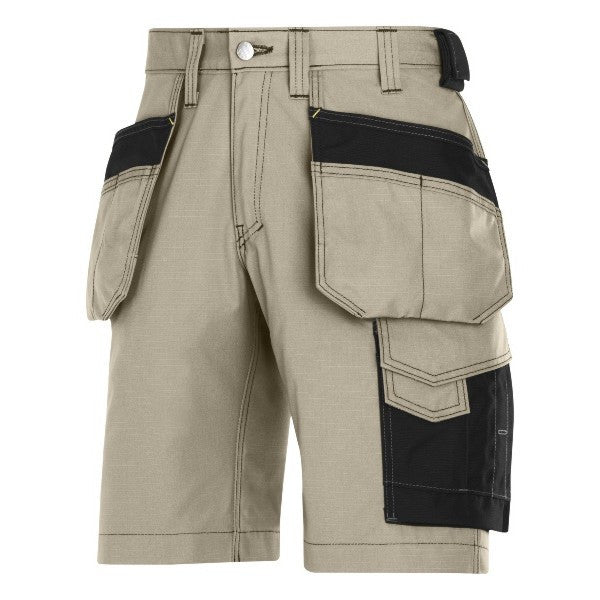 Snickers 3023 Holster Pocket Shorts - Rip-Stop