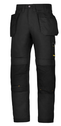 Snickers 6201 AllRoundWork werkbroek HP - Black